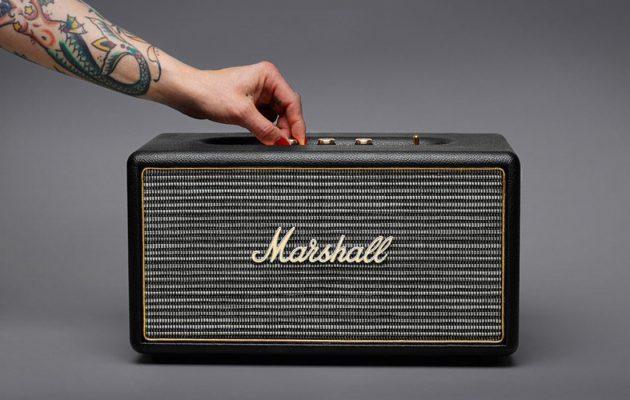 Spendr.nl Marshall Stanmore draadloze speaker