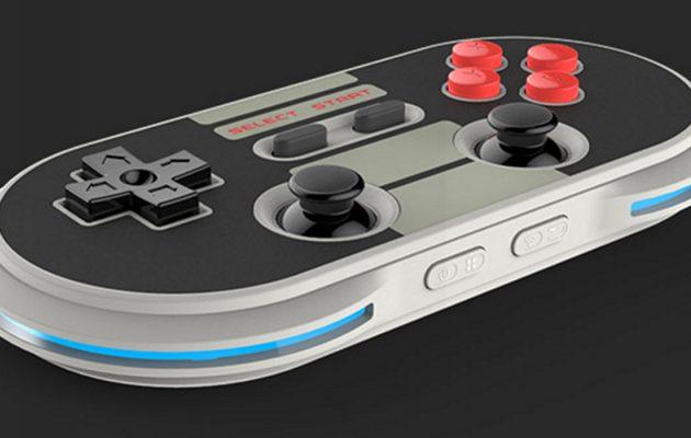 Spendr.nl featured - 8Bitdo NES30 Pro draadloze controller