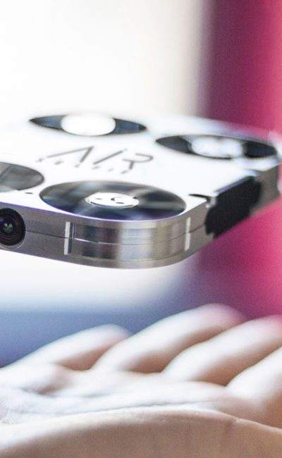 Spendr.nl featured - Airselfie camera drone