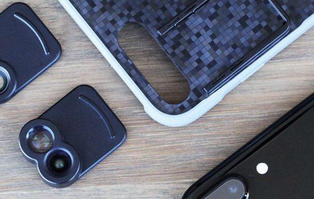 Spendr.nl featured - Kamerar dubbele lens kit voor iPhone 7