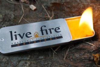 Spendr.nl featured - Live Fire LFK1 emergency vuurmaker