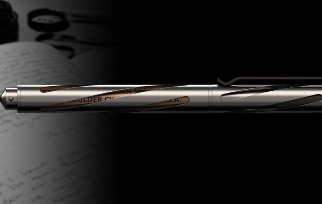Spendr.nl featured - Nitecore NTP10 tactische pen