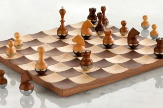 Spendr.nl - Umbra wobble schaakset