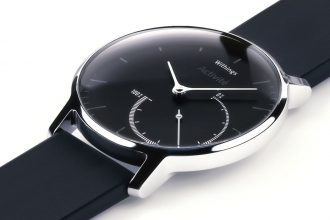 Spendr.nl featured - Withings Activité hybride activity tracker