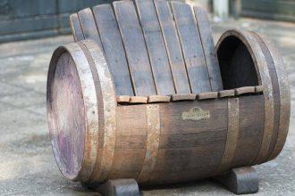 Spendr.nl featured - Barrel Atelier whiskey stoel