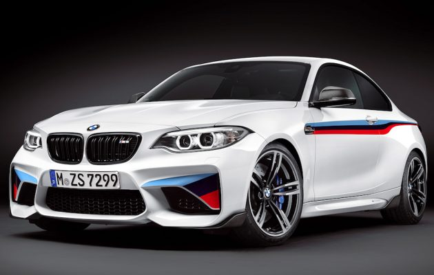 BMW M2 M Performance 2017 editie