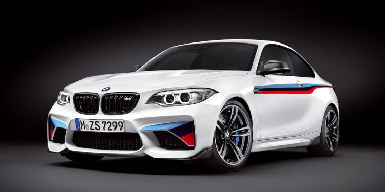 BMW M2 M Performance 2017 editie