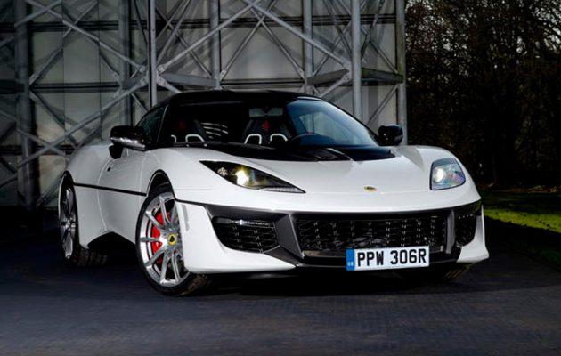Lotus Evora Sport 410 Esprit S1 uitvoering