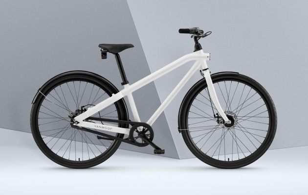 VanMoof drop down standard fiets