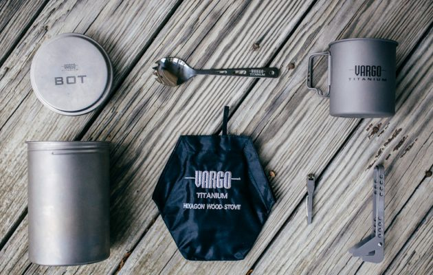 Spendr.nl featured - Vargo titanium kookpot