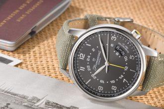 Spendr.nl - featured - Fromanteel globetrotter horloge