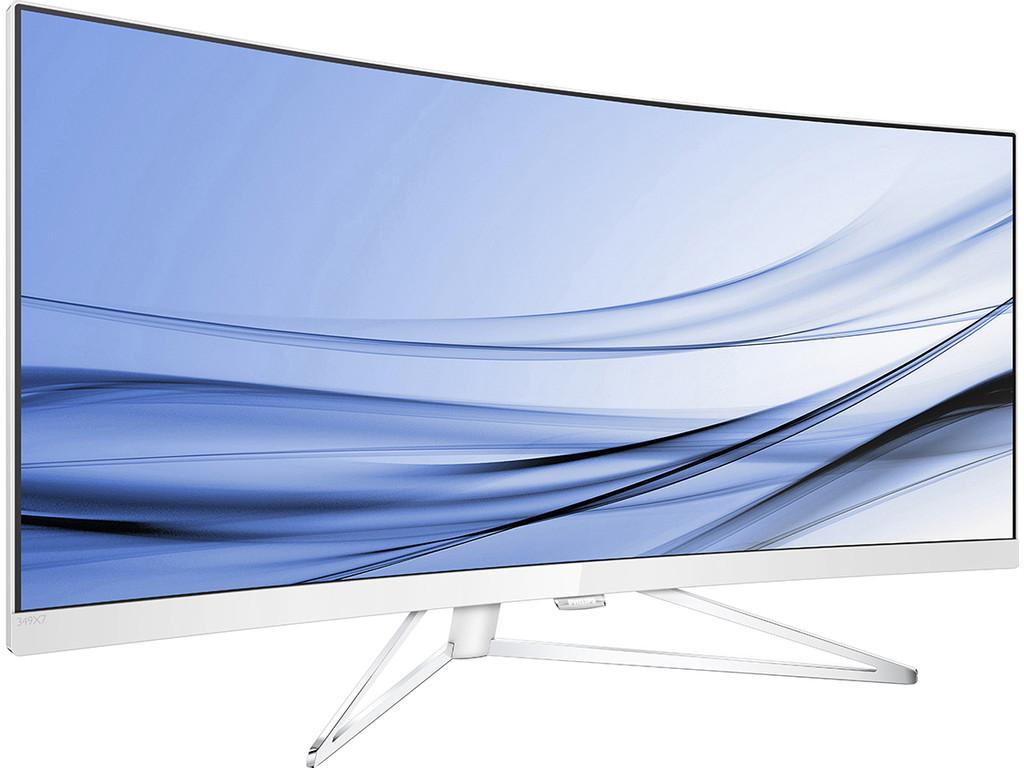 Philips Brilliance 349X7FJEW ultrawide monitor