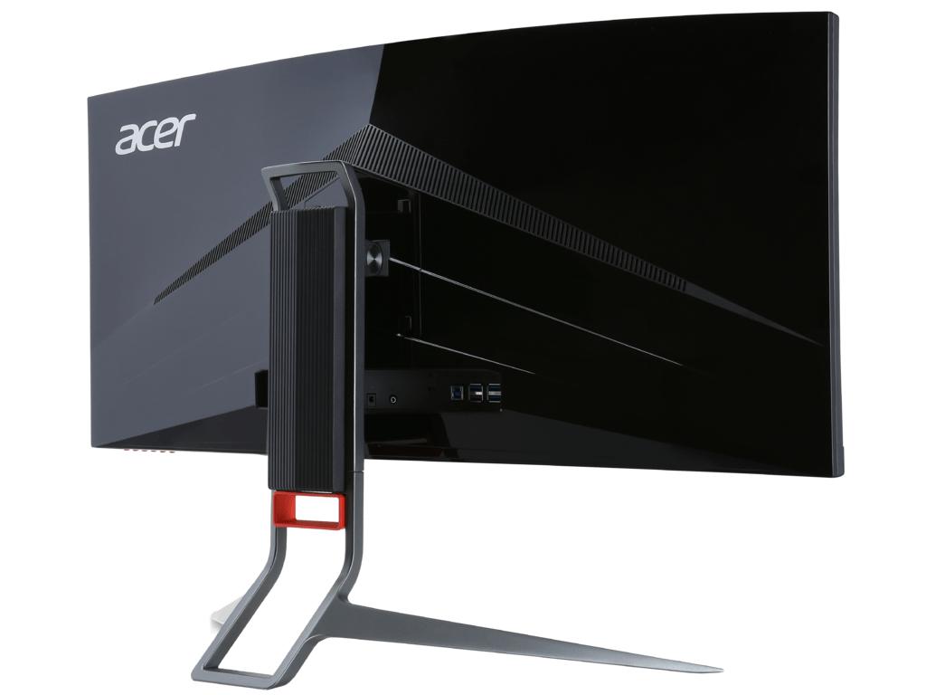 Acer Predator X34A -achterkant