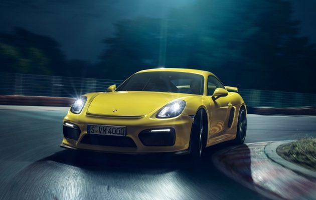 Porsche Passport abbonement voor Porsche